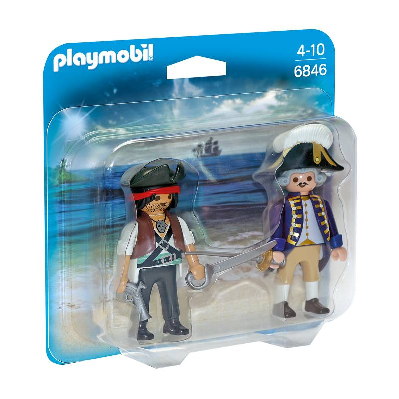 Playmobil Playmobil 6846 Pirate and Soldier
