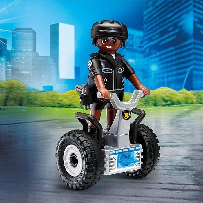 Playmobil Playmobil 9212 Policier avec Gyropode