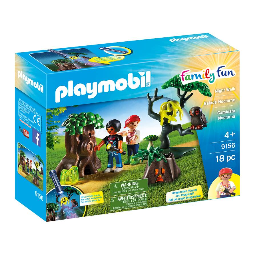 Playmobil Playmobil 9156 Night Walk