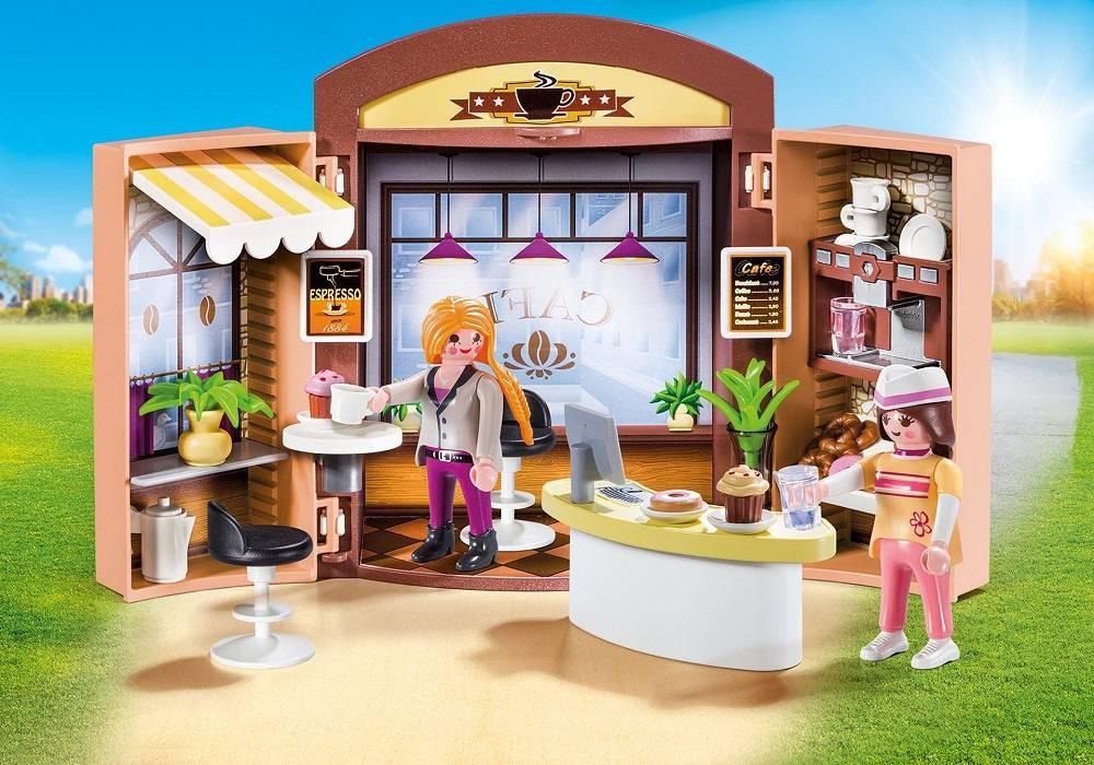 Playmobil Playmobil 9109 Coffret du Café