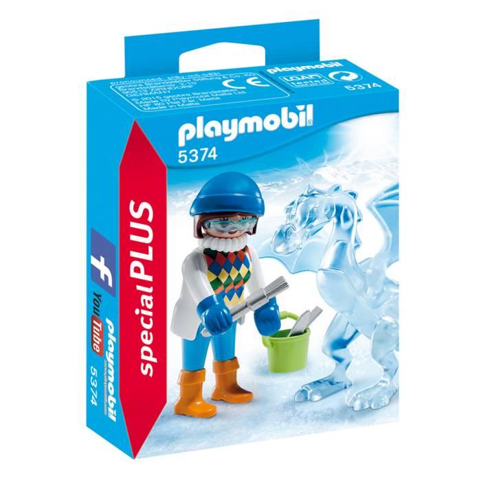 Playmobil Playmobil 5374 Ice Sculptor