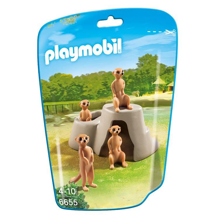Playmobil Playmobil 6655 Meerkats
