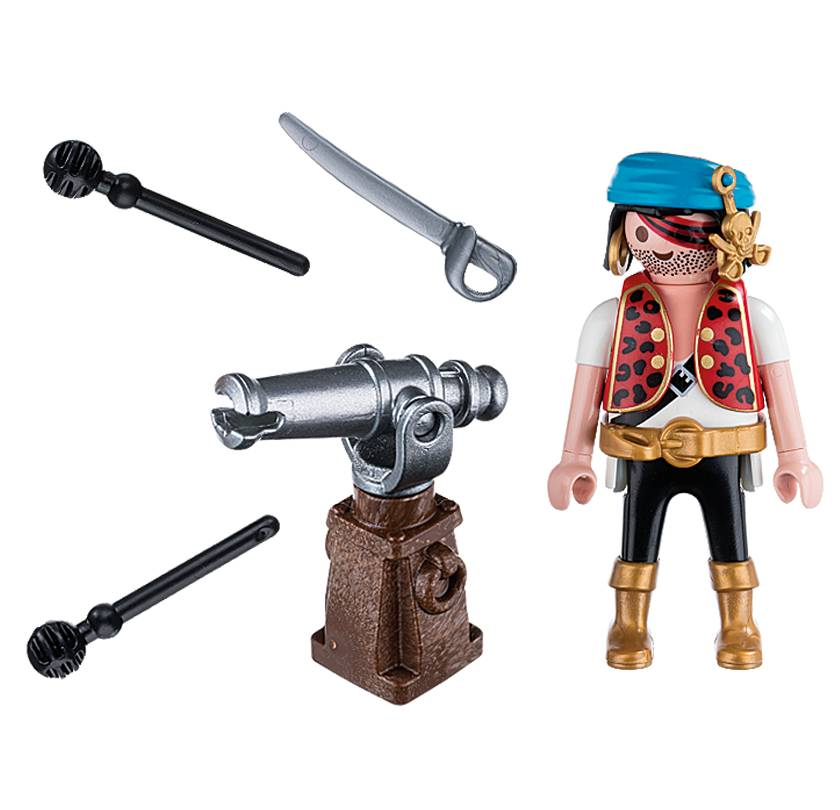 Playmobil Playmobil 5378 Canonnier des Pirates