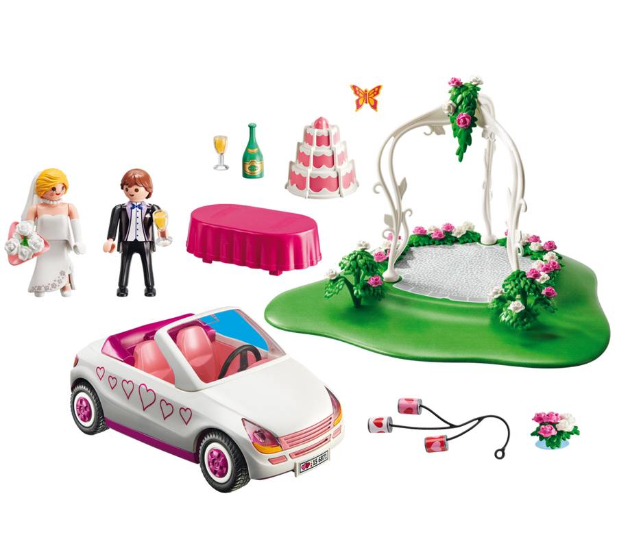 Playmobil Playmobil 6871 Wedding Celebration
