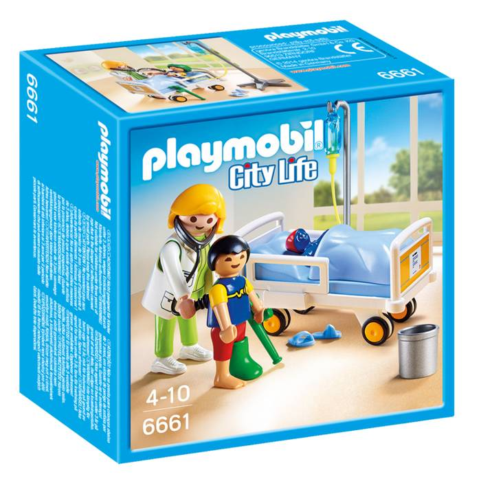 Playmobil Playmobil 6661 Doctor with Child