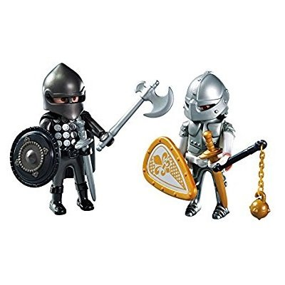 Playmobil Playmobil 6847 Knights Rivalry Duo Pack