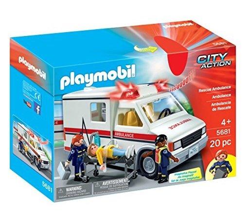 Playmobil Playmobil 5681 Rescue Ambulance