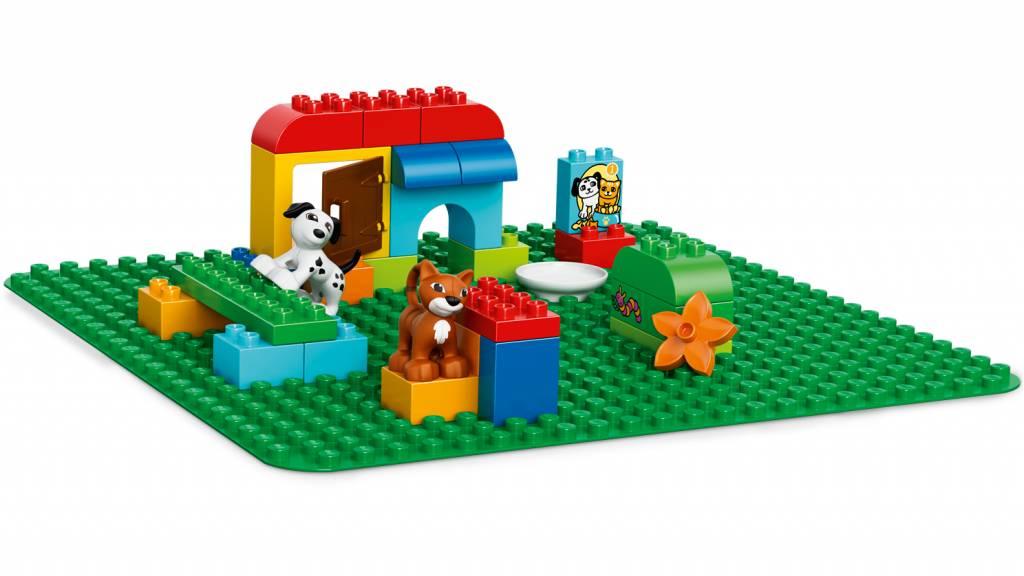 LEGO® 2304 - DUPLO® Green Baseplate