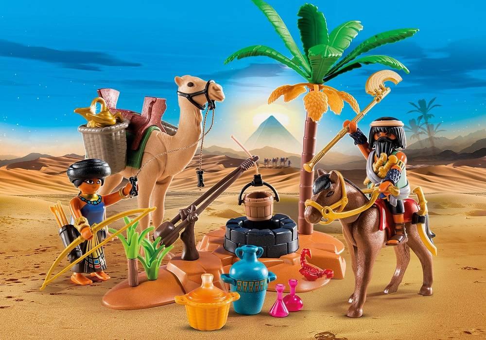 Playmobil Playmobil 9166 Pilleurs de Tombes