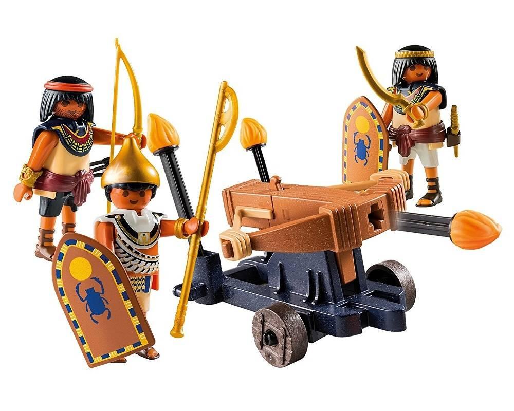 Playmobil Playmobil 5388 Egyptian Troop with Ballista