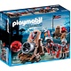 Playmobil Playmobil 6038 Chevaliers de l'Aigle avec Canon Géant