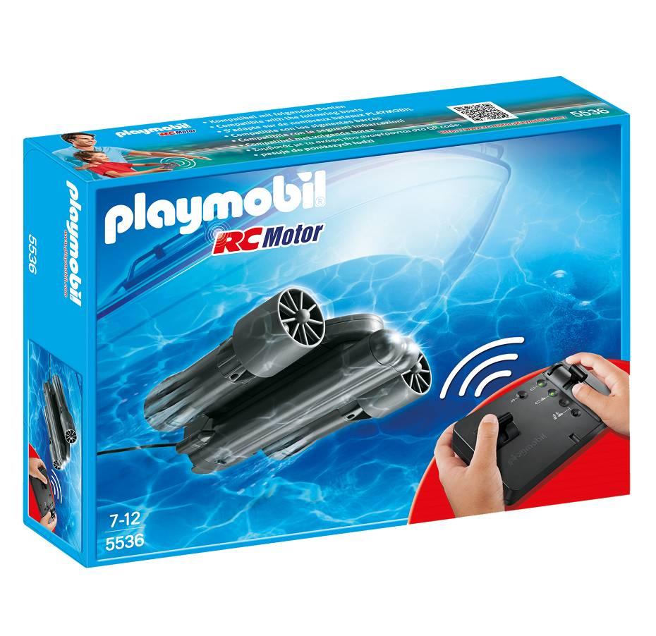 Playmobil Playmobil 5536 Moteur Submersible Radiocommandé