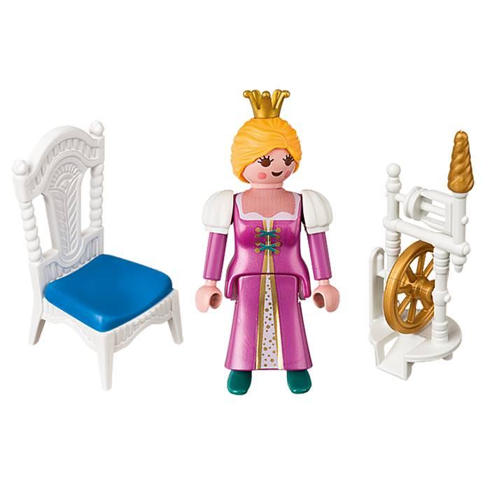 Playmobil Playmobil 4790 Princess with Weaving Wheel