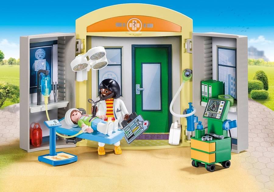 Playmobil Playmobil 9110 Coffret de l'Hôpital
