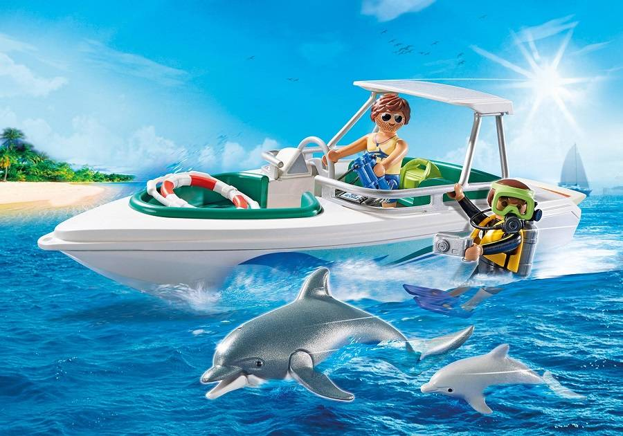 Playmobil Playmobil 9164 Diving Trip