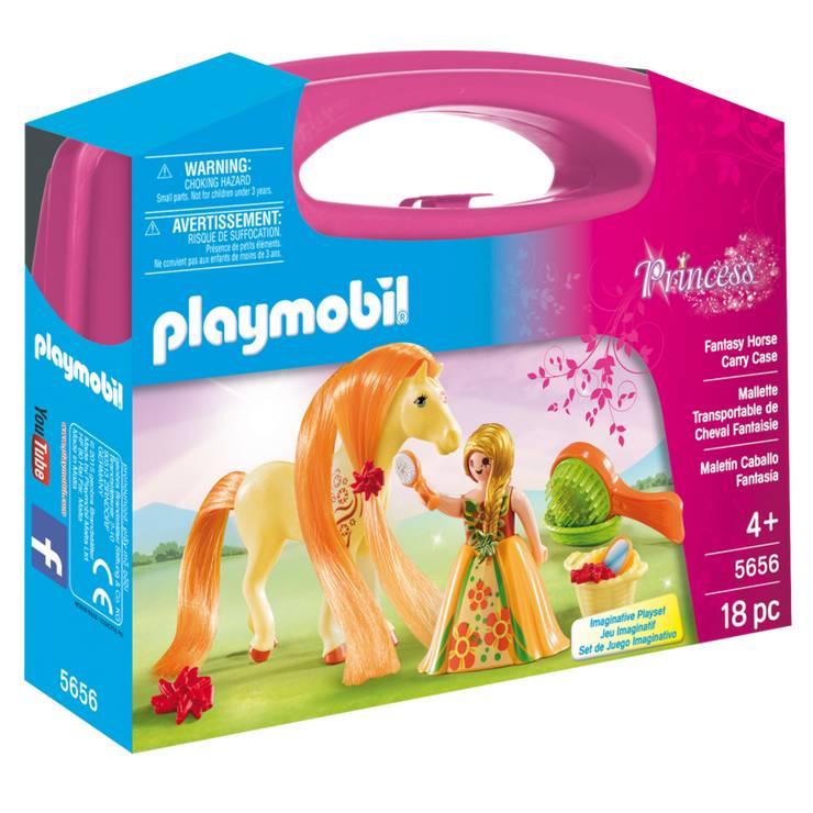 Playmobil Playmobil 5656 Fantasy Horse Carry Case