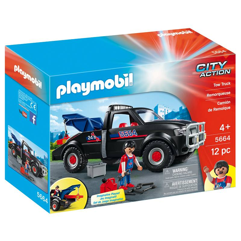 Playmobil Playmobil 5664 Tow Truck