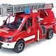 Bruder Bruder Mercedes Benz Camion de pompiers avec echelle et sons et lumieres