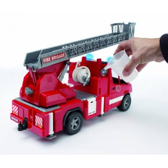 Bruder Mercedes Benz Sprinter Fire engine