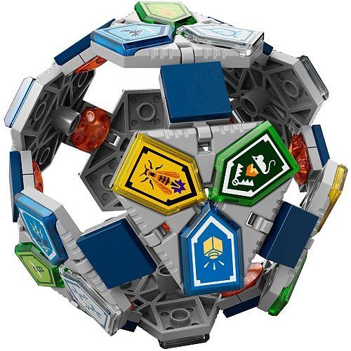 LEGO Nexo Knights Combo NEXO Powers Wave 1 70372