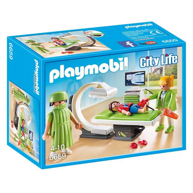 Playmobil Playmobil 6659 Salle de Radiologie