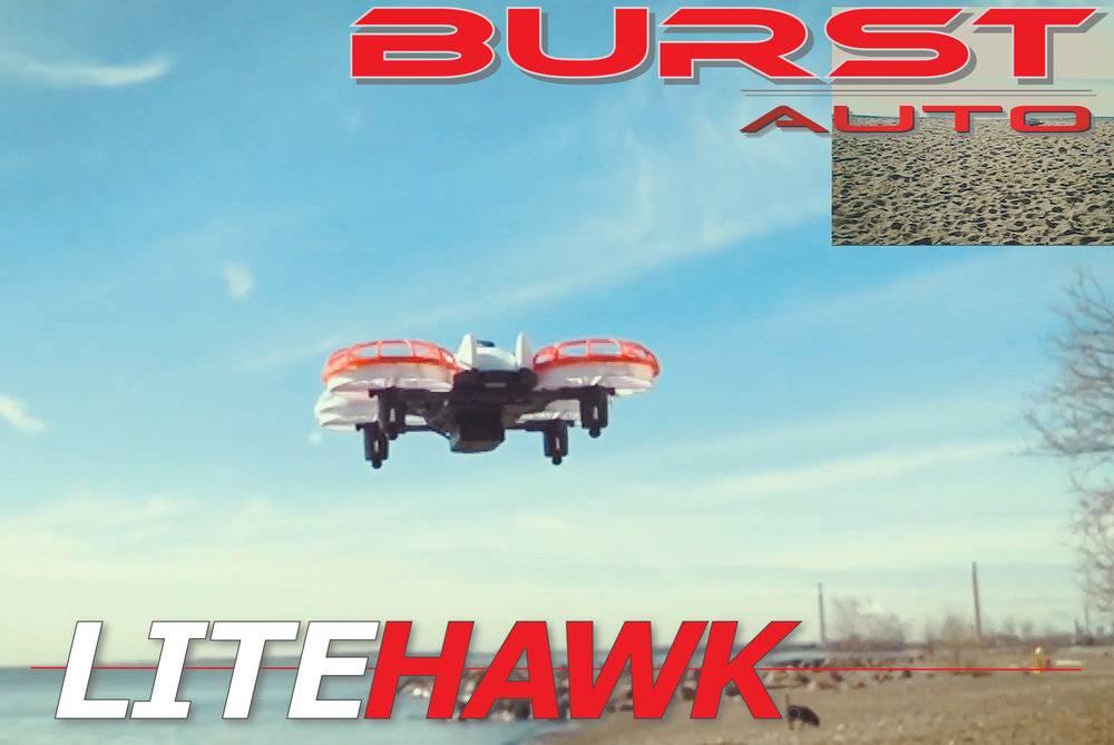 Litehawk LITEHAWK 285-31417 - Drone Burst Auto