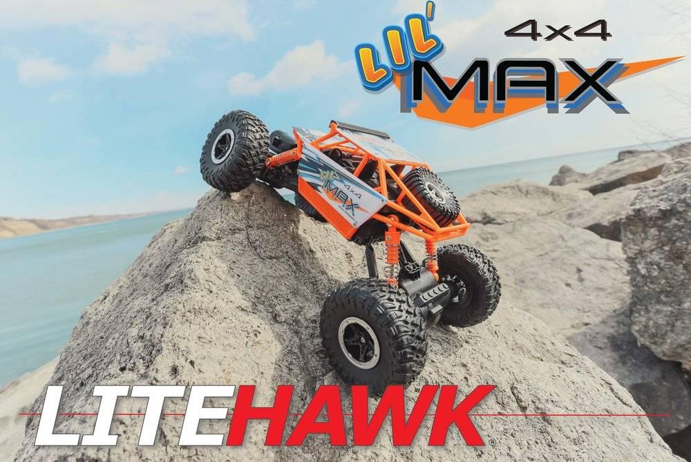 Litehawk Litehawk - 4x4 Lil' Max RC
