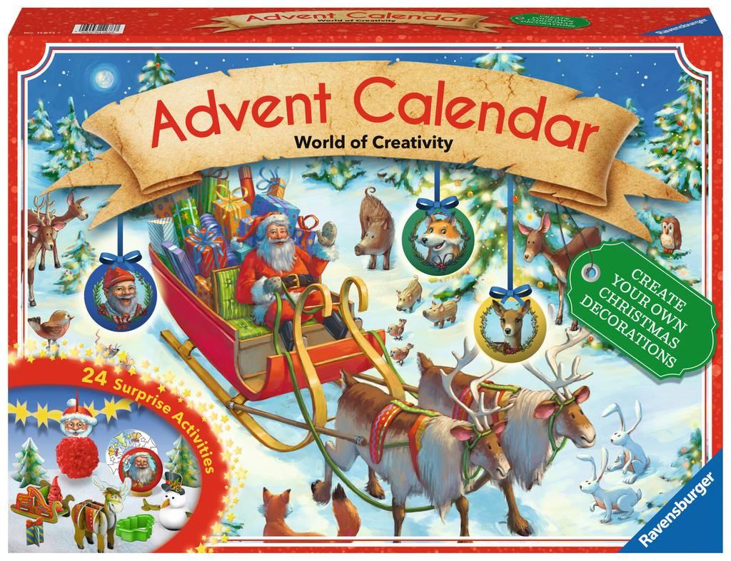 Ravensburger Ravensburger 11673 Advent Calendar