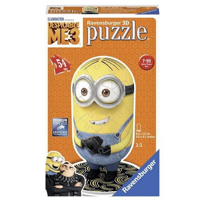Ravensburger Ravensburger 11669 Puzzle 3D Despicable Me 3 54 pcs