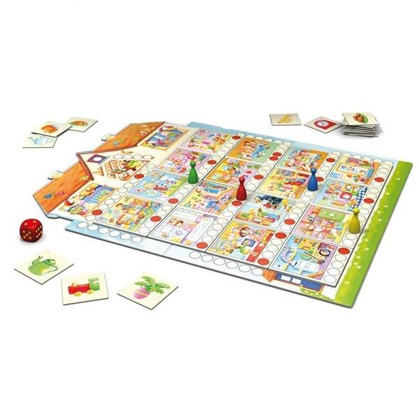 Ravensburger Ravensburger 22056 Race to the Roof  ENG