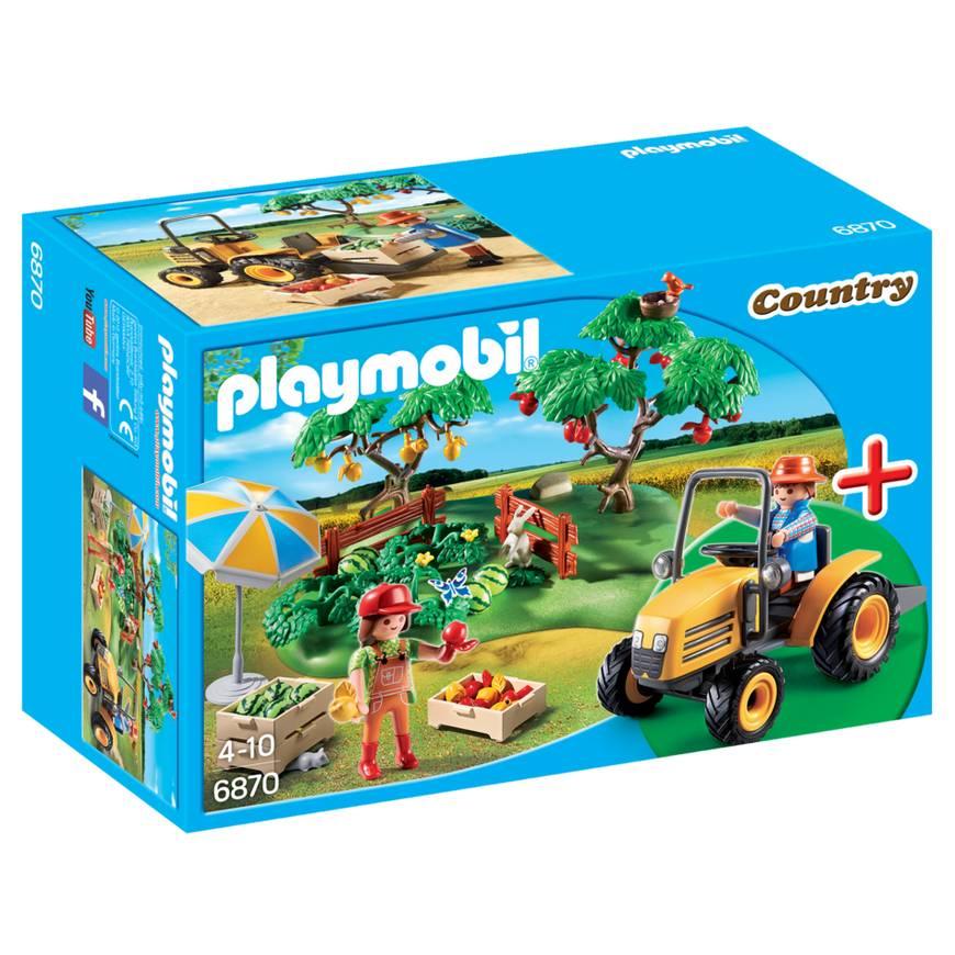 Playmobil Playmobil 6870 Cuillette de Pommes