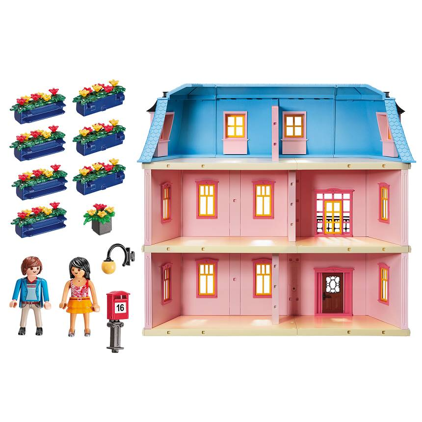 Playmobil Playmobil 5303 Deluxe Dollhouse