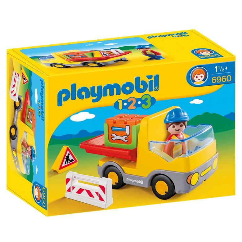 Playmobil Playmobil 6960 Camion Benne