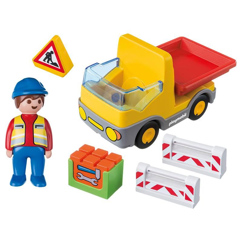 Playmobil Playmobil 6960 Construction Truck
