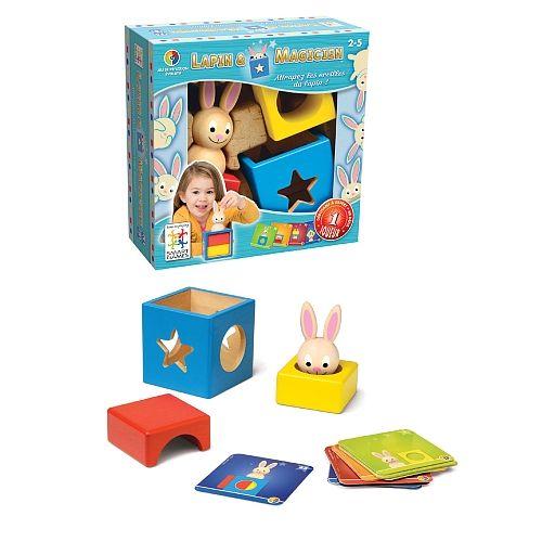 Smart Games SMARTGAMES 516672 - Le lapin et le magicien