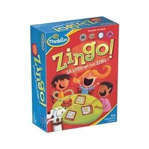 Think Fun THINKFUN 012512 - Zingo! FR
