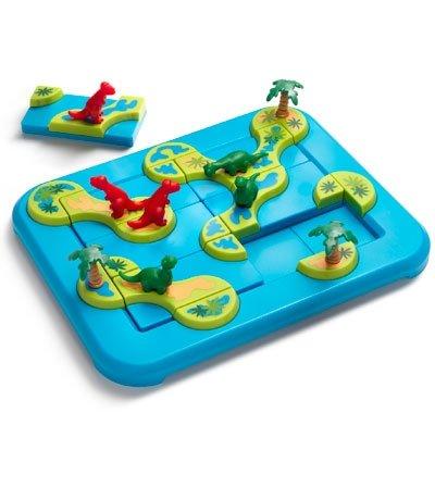 Smart Games SMARTGAMES 518433 - Dinosaurs Mystic Islands
