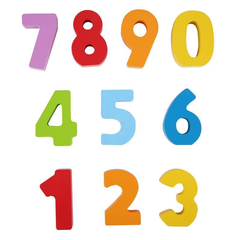 HAPE Nombres et couleurs