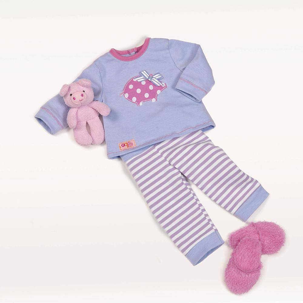 Our Generation OUR GENERATION 743BD30062 - Ensemble pyjama Morning Noon and Nighty