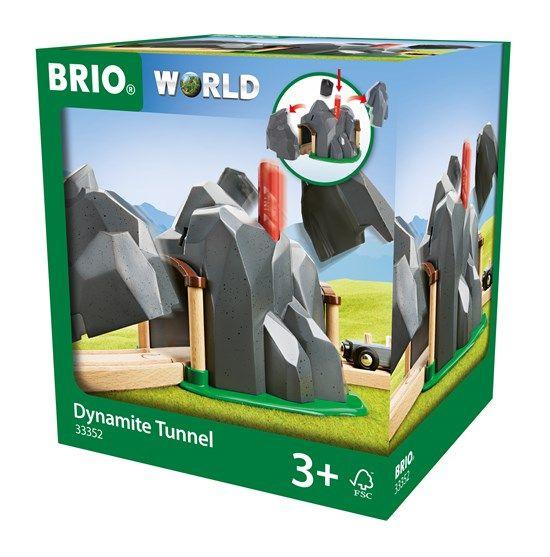 Brio BRIO 33352 - Dynamite Tunnel