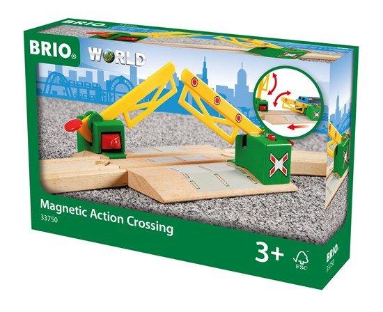 Brio BRIO 33750 - Magnetic Action Crossing