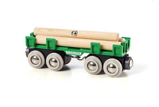 Brio BRIO 33696 - Lumber Loading Wagon