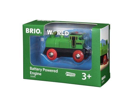 Brio BRIO 33595 - Battery Powered Engine
