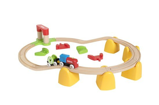Brio BRIO 33710 - My First Railway Battery Operated Train Set