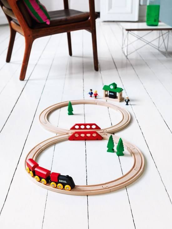 Brio BRIO 33028 - Circuit en 8 tradition