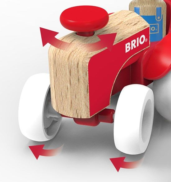 Brio BRIO 30265 - My Home Town - Farm Tractor Set