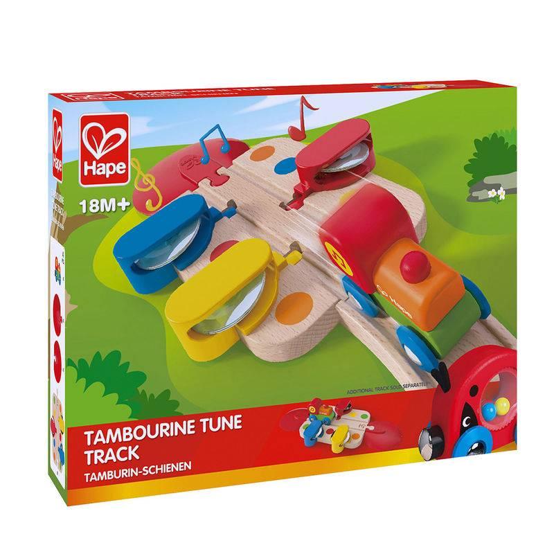 Hape HAPE TAMBOURINE TUNE TRACK