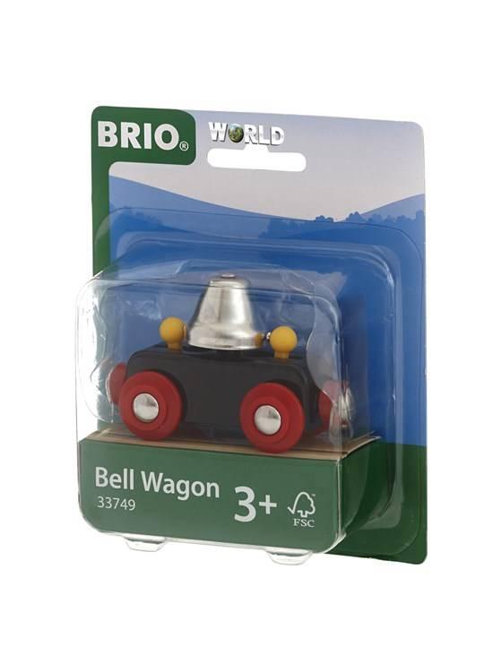 Brio BRIO 33749 - Bell Wagon