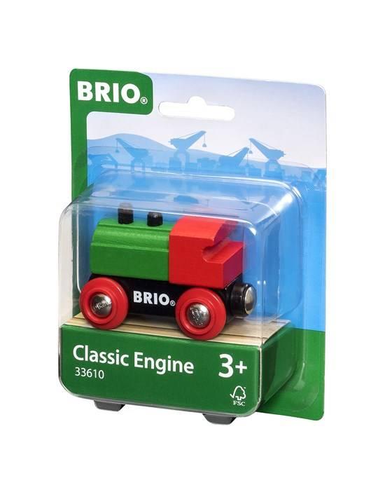 Brio BRIO 33610 - Locomotive classique