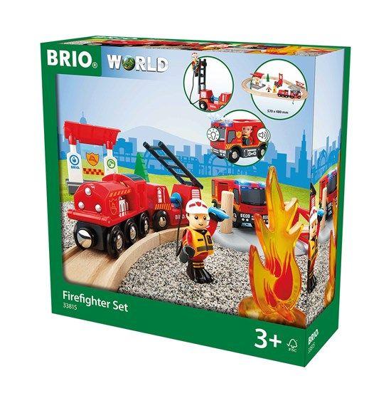 Brio BRIO 33815 - Firefighter Set
